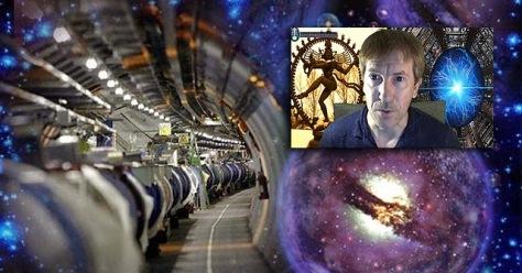 Image result for EL CERN ESTÁ ABRIENDO PORTALES HACIA MUNDOS PARALELOS?